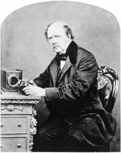 Portrait William Henry Fox Talbot
