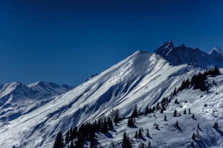 Landschaftsfotografie: Aufnahme der Alpen im Gebirgszug Hohe Tauern