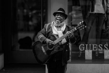 Sänger im Basel