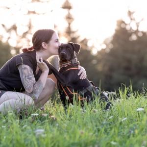 Liebe zwischen Mensch und Tier