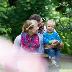 Familienzeit in Lörrach