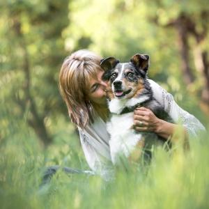 Tierfotografie Schweiz: Hundefotoshooting