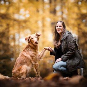 Hundefotografie Basel Rheinfelden Schweiz Hund und Mensch