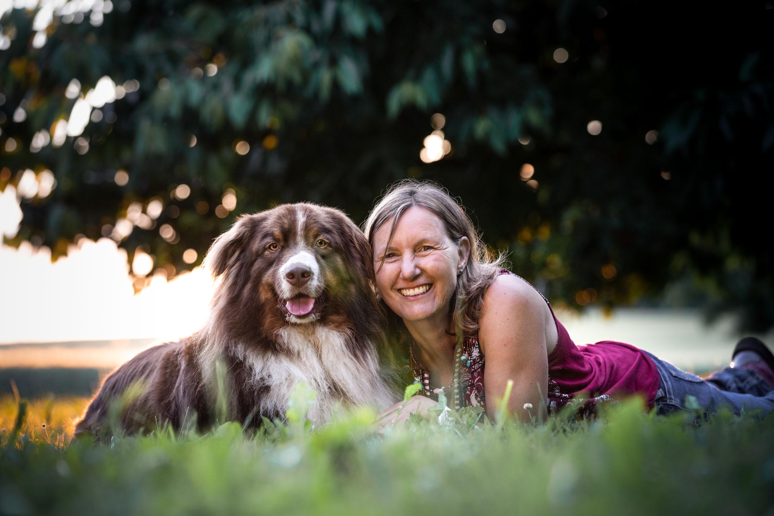 Hundefotografie Schweiz Basel Australian Shepherd
